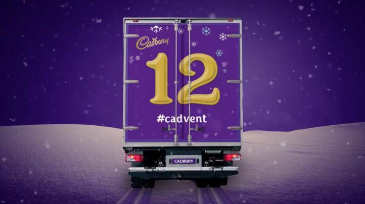 Cadbury UK - Cadvent Jumper 1
