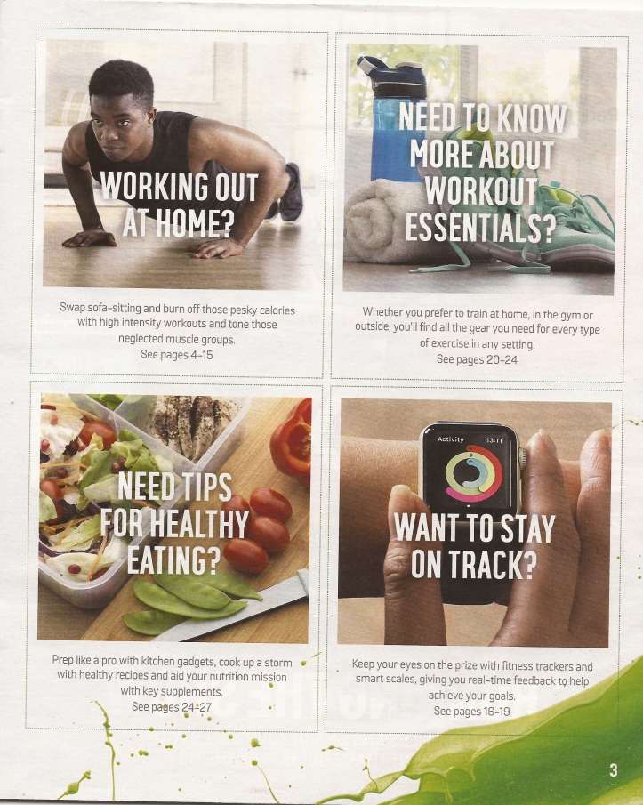 ARGOS THIS IS YOUR YEAR FITNESS 2