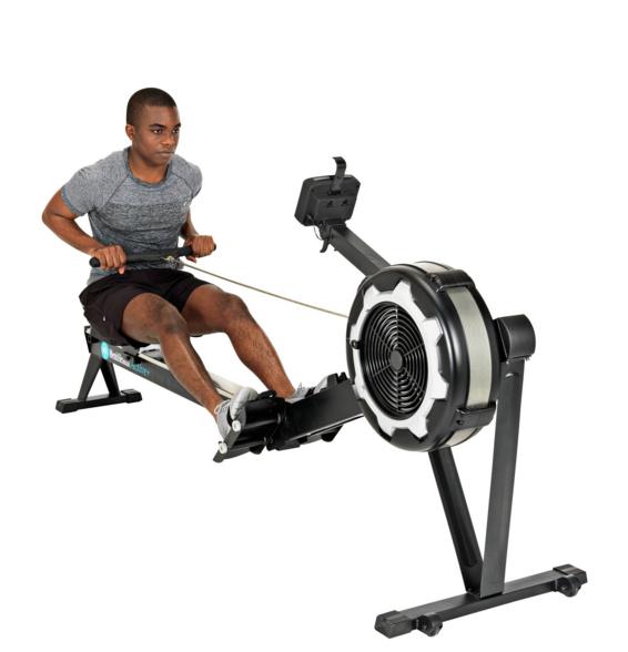 Men's Health Dual Resistance Rower 1