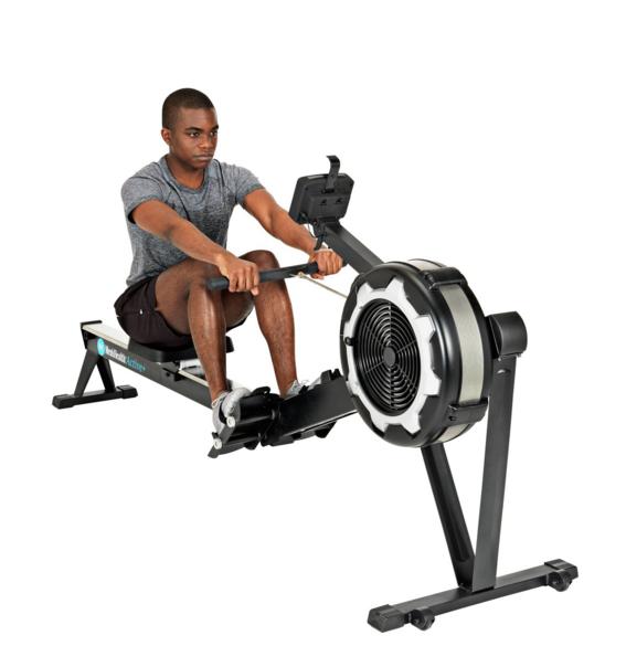 Men's Health Dual Resistance Rower 2