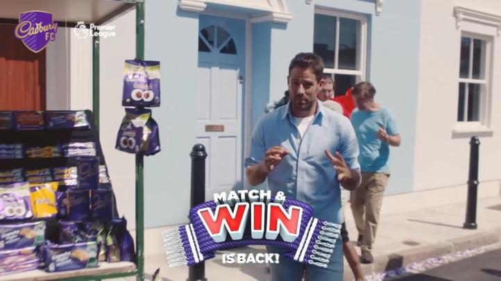 CADBURY MATCH & WIN IS BACK! 1
